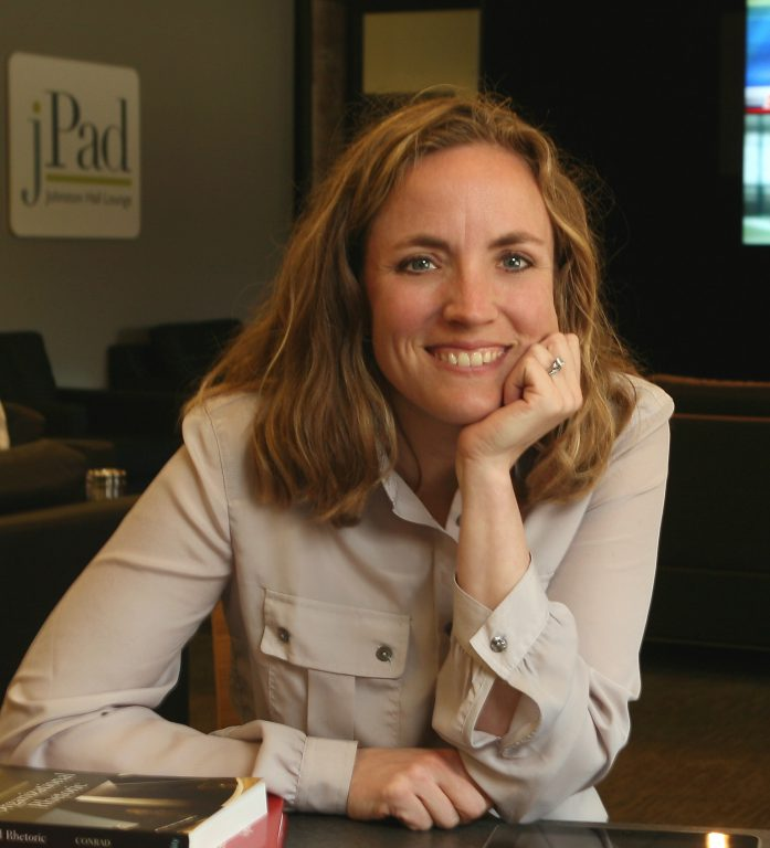Sarah Feldner. Photo courtesy of Marquette University.