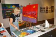 Susan Hale. Photo courtesy of the Cedarburg Cultural Center.