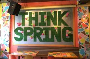Think Spring. Photo by Joey Grihalva.