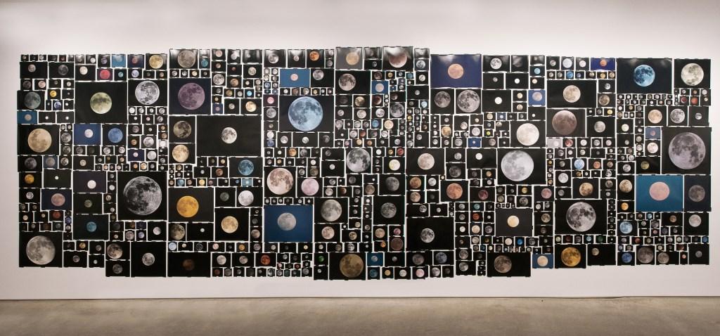 Penelope Umbrico: Future Perfect. Photo courtesy of the Milwaukee Art Museum.