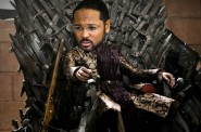 Ashanti Hamilton on the Iron Throne