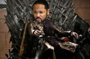 Ashanti Hamilton on the Iron Throne