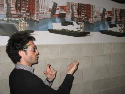 Milwaukee Arts Barge Idea Floated