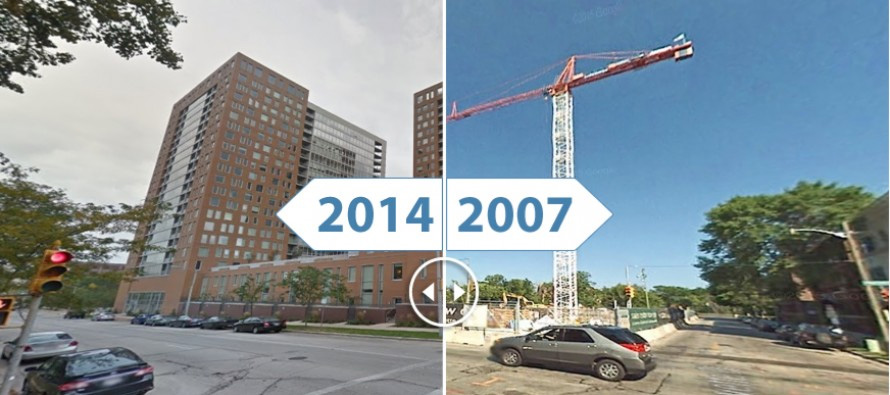 Park Lafayette Towers Transformation