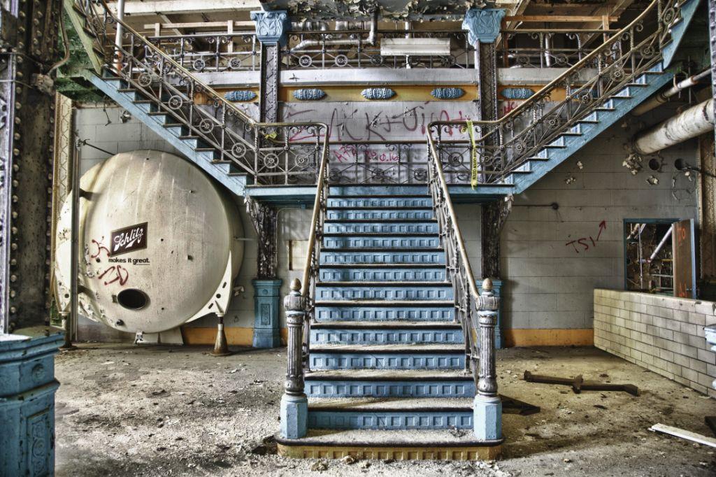 Schlitz Brewery by Paul Bialas
