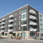 Friday Photos: Gokhman's Transit-Oriented Apartments