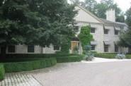 Donald Baumgartner's Princely Mansion. Photo from The Village of River Hills.