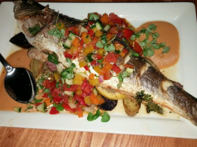 Dining: Previewing the Tre Rivali Restaurant