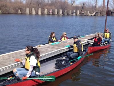 4,000 Volunteers Clean Up Rivers