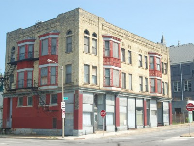 Arts @ Large Purchases 1890s Building