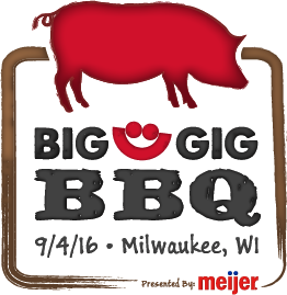 Milwaukee World Festival, Inc. Announces Entertainment Lineup for the Big Gig BBQ Presented by Meijer