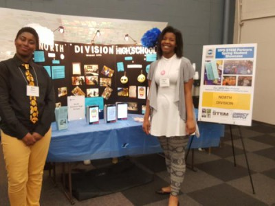 Mobile app created by North Division students is one of six national winners