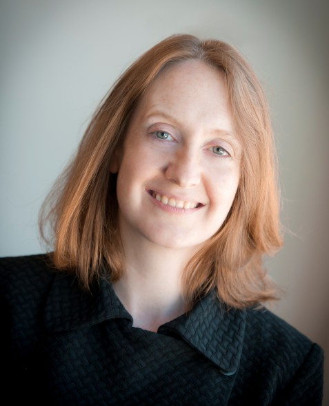 Caroline Levine. Photo from the University of Wisconsin.