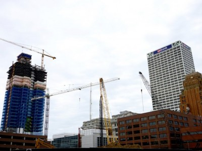 Do Construction Projects Hire City Workers?