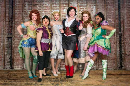 Disenchanted Comes to Wilson Theater at Vogel Hall