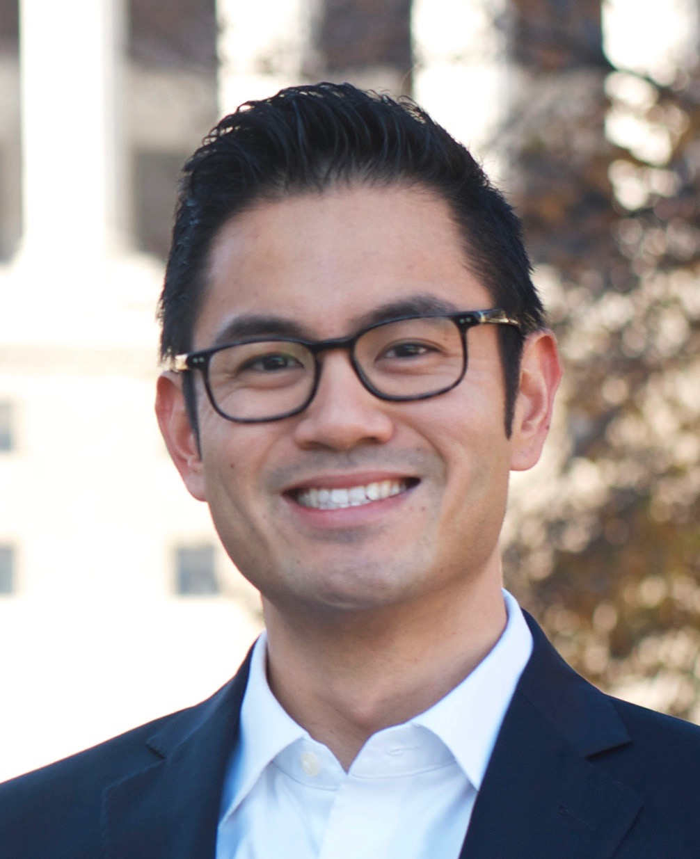Edgar Lin Announces Major Endorsements