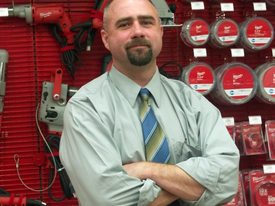 "Eli Bliffert of Bliffert Lumber & Hardware Named Hardware Industry's ""Top Gun"""