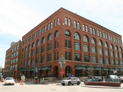 Beck Carton Building