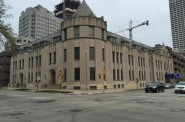Humphrey Scottish Rite Mason Center. Photo by Jeramey Jannene