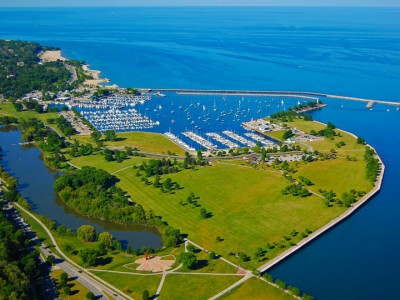 Green Luminaries: Fund for Lake Michigan Invests in Future