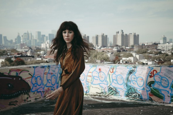 Composer Missy Mazzoli. Photo from Present Music.