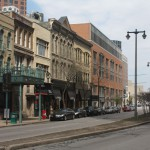 City Streets: Water Street Is Old Indian Trail