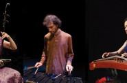 Orchid Ensemble - Lan Tung, Jonathan Bernard and Yu-Chen Wang. Photo from Orchid Ensemble website.
