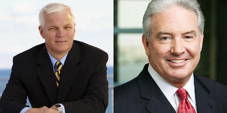 Rich Meeusen and Tim Sullivan.