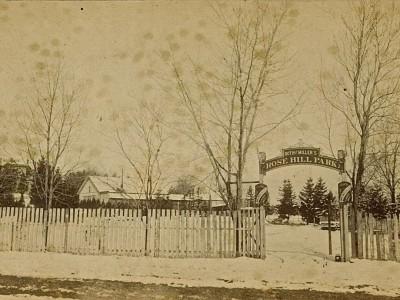 Yesterday's Milwaukee: Outdoor Beer Garden, 1880s