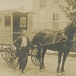 Yesterday's Milwaukee: Schuster's Delivery Wagon, 1908