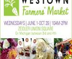 Westown Farmers' Market 2016