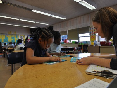 Study finds collaborative efforts among education partners improving outcomes at Carver Academy