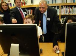 Gregory Thornton. Photo from Milwaukee Public Schools.
