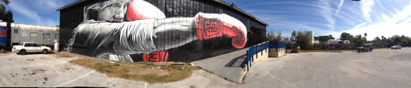An MTO mural in Sarasota, Florida. Photo courtesy of MTO.