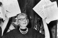 Jane Jacobs (Public domain photo from New York World-Telegram and Sun collection)