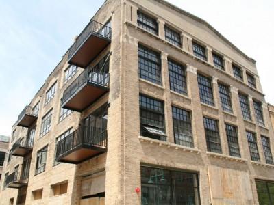 Friday Photos: Martin Building Becoming Apartments