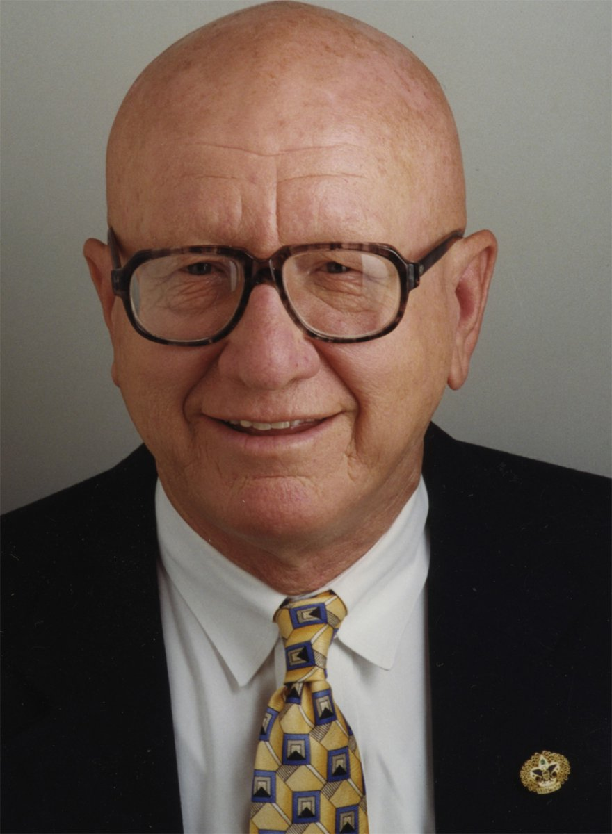 Richard R. Pieper, Sr. Photo courtesy of PPC Partners, Inc.
