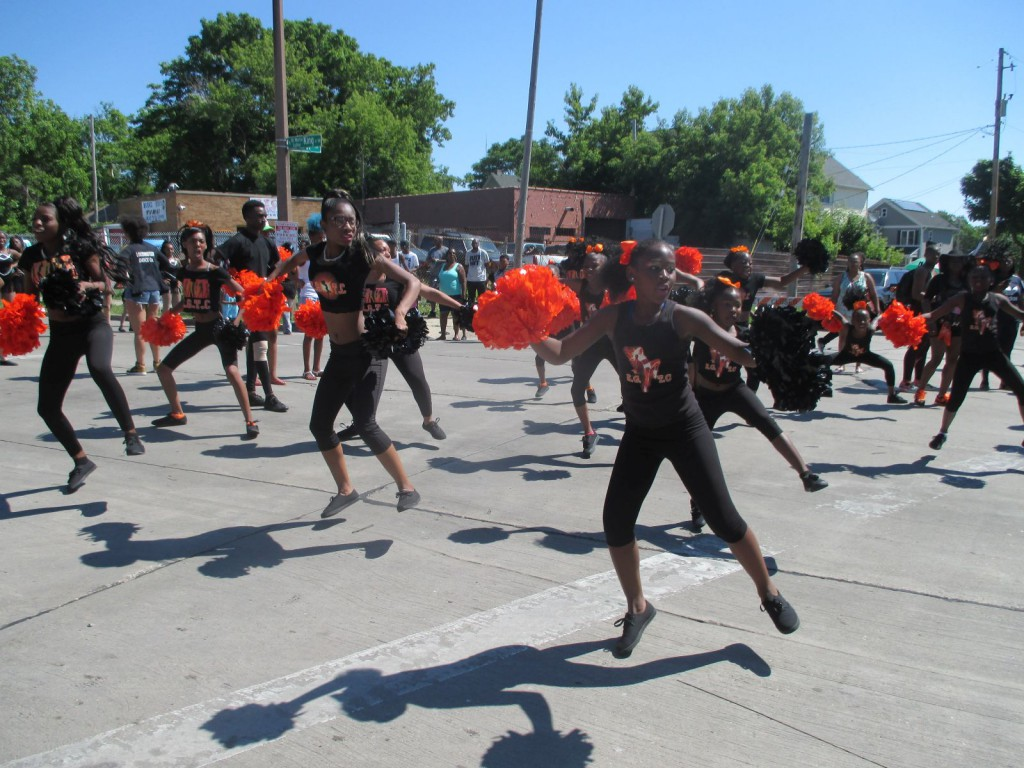 2016 Juneteenth Parade