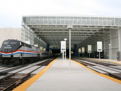 Eyes on Milwaukee: New $22 Million Rail Concourse Opens