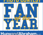 Fan of the Year Hupy Ad