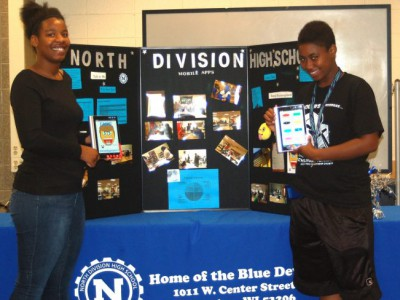 North Division Students Design National App