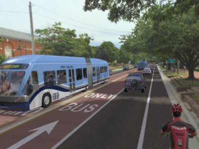 NEWaukee and Milwaukee County Partner to Showcase East-West Bus Rapid Transit Project