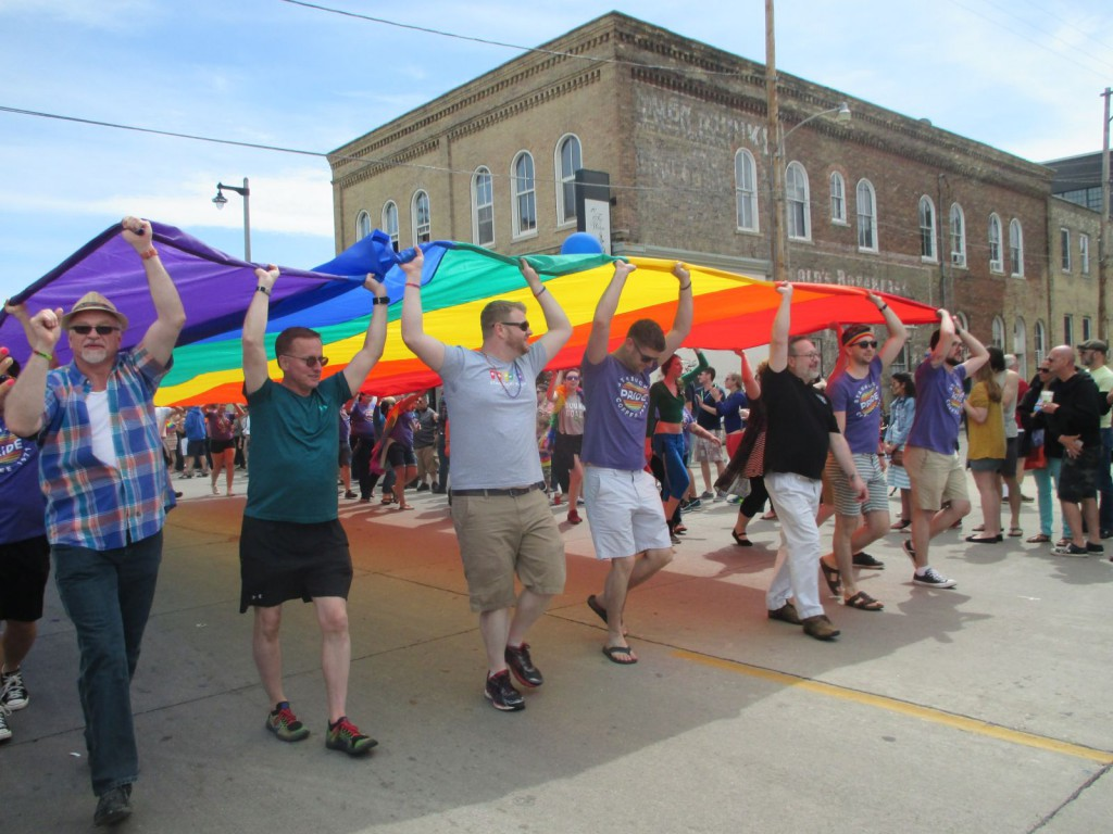 2016 Milwaukee Pride Parade