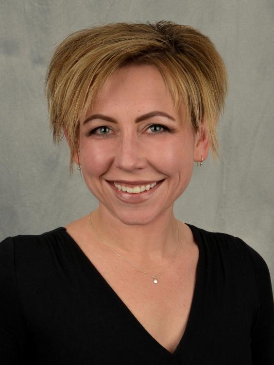 Rebecca Reinhardt. Photo courtesy of North Shore Bank.