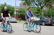 Urban Milwaukee Bublr Bikes