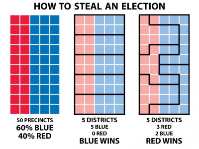 Proposal Would Ban Gerrymandering
