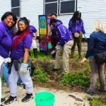 Green Luminaries: Neighborhood Group Battles Pollution