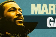 Marvin Gaye. Photo from Facebook.