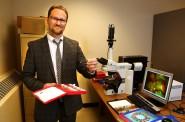 Paul Gasser. Photo courtesy of Marquette University.