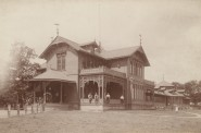 Pabst Brewery's Grand Resort, 1890. Image courtesy of Jeff Beutner.